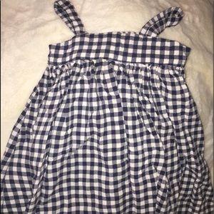 Fun Summer Gingham Dress